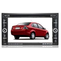 Central Multimídia Ford Fiesta Sed. Kit Dvd Premium Gps Câm