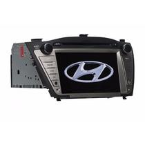 Kit Central Multimidia Dvd Gps Tv Hyundai Ix35 Bluetooth Dvd