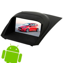 Kit Central Multimidia Tv Bt Android 4.4 Ford New Fiesta