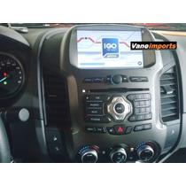 Central Multimidia 3g M1- Tela De 8 Ford Ranger 2014 2015