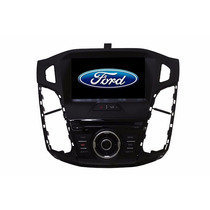 Kit Central Multimidia Tv Dvd Gps Ford Focus 14/15/16 S100