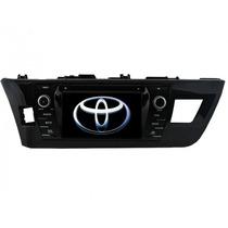 Central Multimidia Toyota Corolla Novo Tv, Gps, Bluetooth