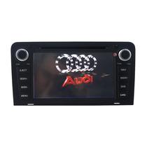 Central Kit Multimidia Audi A3 Sportback Sport S3 (08-12)