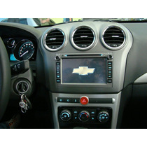 Kit Central Multimídia Captiva Chevrolet Captiva Gm Dvd Gp