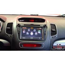 Kit Central Multimidia Original Kia Sorento 2014 Tv Gps Dvd