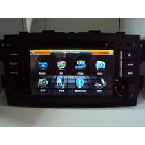 Central Multimidia Kia Mohave,dvd,gps,usb,tv Digital,sd,mp4.