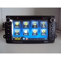 Central Multimidia Suzuki Sx4,dvd,gps,tv Digital,usb,sd,mp4.