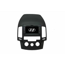 Central Multimídia Hyundai I30 Ar Digital E Analógico