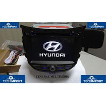 Central Multimidia P/ Hyundai Hb20 C/ Gps Tv Dig Sd Bt Etc