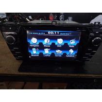 Central Multimidia Novo Corolla 2015 Xei