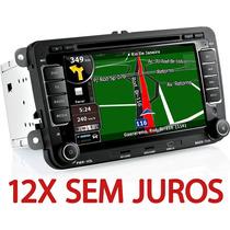Central Multimídia Jetta, Passat, Tiguan E Amarok +camera Ré