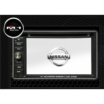 Central Multimidia M1 Nissan Universal Android 3g Wi-fi