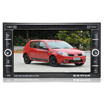 Central Multimídia Renault Sandero Kit Dvd Premium Gps Câm/r