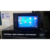 Central Multimidia Universal Dsw Completa