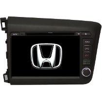 Central Multimídia Honda Civic 12/13/14 Aikon/winca S100