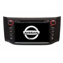 Multimídia Nissan Sentra 2014 Tela 8
