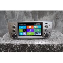 Kit Central Multimidia Tv Dvd Gps Siena Palio Grand Siena