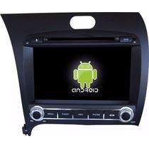 Kit Central Multimidia Android 4.4 Kia New Cerato