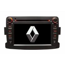 Central Multimídia Renault Duster - Fluence - Megane - Logan
