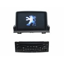 Kit Central Multimidia Tv Bt Peugeot 307 2007 A 2012 M1