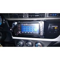 Central Multimidia Corolla Gli 2016 Toyota Corolla Gli Dvd