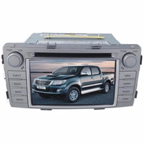 Central Multimídia Hilux 2012-2014 Tv Digital, Câmera De Ré