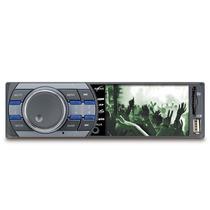 Auto Rádio Mp5 Com Entradas Usb-sd E Tela Lcd 3