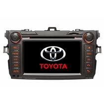Central Multimídia Toyota Corolla - Hilux - Rav 4