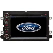 Central Multimídia Ford Fusion Original Completa 2006 A2009
