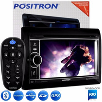 Central Multimidia Positron Smart Bluetooth Tv Digital Gps
