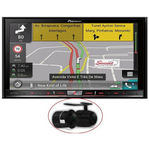 Dvd Pioneer Avic F-70tv Bluetooth,gps,mirrorlink,câmera Ré