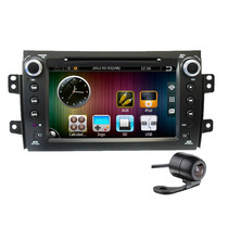 Central Kit Multimidia Suzuki Sx4 Tv Digital Gps Bluetooth