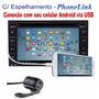 Multimídia Aikon Kia Sportage Phonelink Waze Youtube Gps Tv