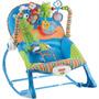Cadeira De Balanço Infantil Bebê Minha Infância Fisher Price