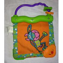 Brinquedo Chocalho De Bebê C/ Animais P/ Aprender Da Playgro