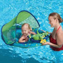 Boia Swimways Para Bebês C/ Cabana E Centro De Atividades !