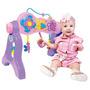 Ginásio Centro De Atividades P/bebê Play Gym Colorido Maral