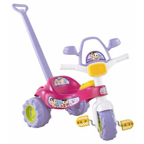 Triciclo Monica E Magali C/som Magic Toys Tico Tico