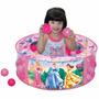 Piscina Infantil De Bolinhas Da Princesa Compre-agora