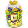 Brinquedo De Montar Bloco Bag 140 Peças 135a - Ggbplas5