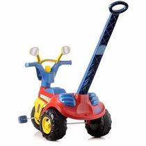 Velotrol Triciclo Infantil Policial Cotiplás