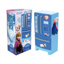 Geladeira Side By Side Infantil Frozen Xalingo
