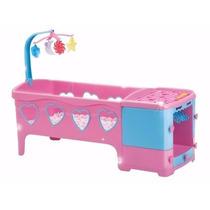 Berço De Boneca Doce Sonho Rosa - Magic Toys
