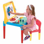 Mesa Infantil Pequeno Artista Cadeira E Quadro 9052 Bell Toy