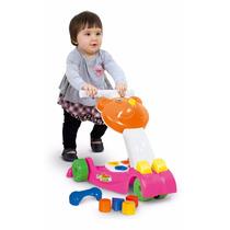 Andador Com Atividades Play Time (42cm) - Cotiplás