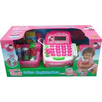 Caixa Registradora Infantil Com Acessórios 1655 Bee Me Toys