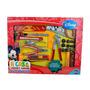 Kit Infantil Ferramenta De Plástico Mickey Mouse Toyng 24540