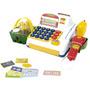 Caixa Registradora Dinheiro Brinquedo Moedas Cartão Bel 9708