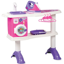 Lavanderia Infantil Completa Laundry Center 314 - Calesita