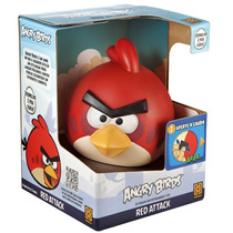 Boneco Angry Birds Red Attack - Grow